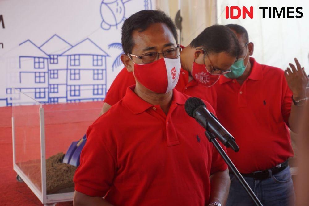 Anies Ubah Syarat Beli Rumah DP 0 Rupiah, PSI: Kalangan Bawah Tergusur