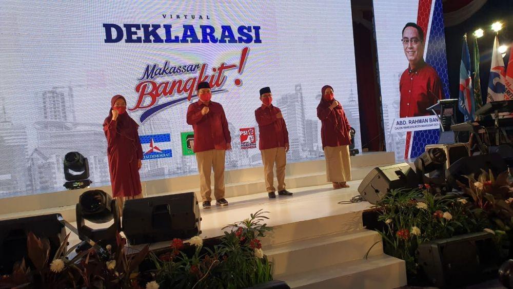 Appi-Rahman Sesumbar Kuasai Tema Debat Publik Kedua Pilkada Makassar