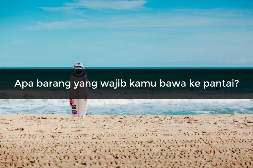[QUIZ] Intip Pantai di Malang yang Cocok buat Liburanmu!