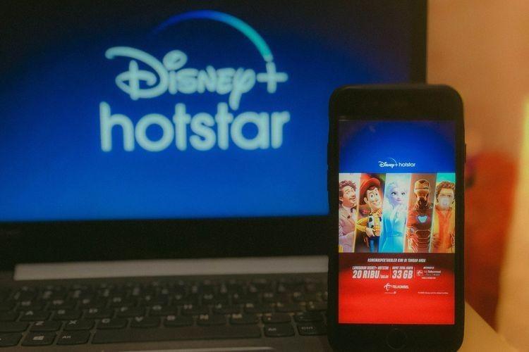Promo Paket Disney+ HotStar Telkomsel Rp20 Ribu, Bonus Kuota 33GB