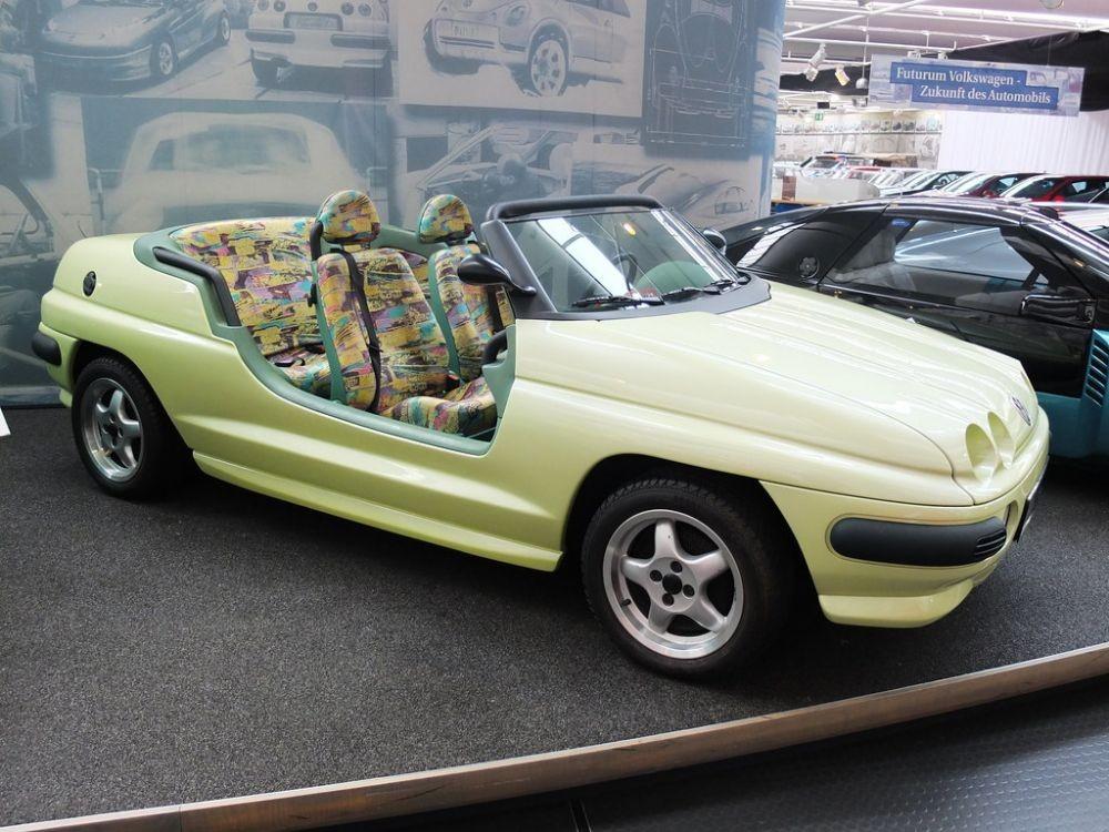Mobil-mobil VW Berumur Pendek, Ada yang Belum Sempat Diproduksi Massal