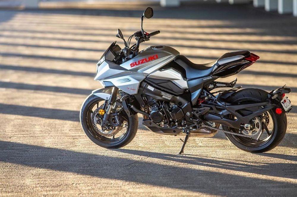 Suzuki Segera Luncurkan Katana 150, Ini Bocorannya!