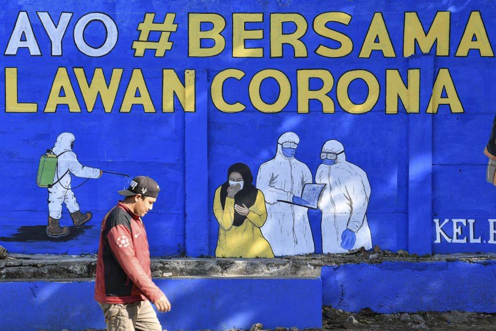 antarafoto peningkatan daerah masuk zona risiko tinggi covid 19 080920 mrh 2 e8c432b1f3d8f92bb968637eea7eeac2 - Hampir Seluruh Wilayah Indonesia Masuk Dalam Zona Merah