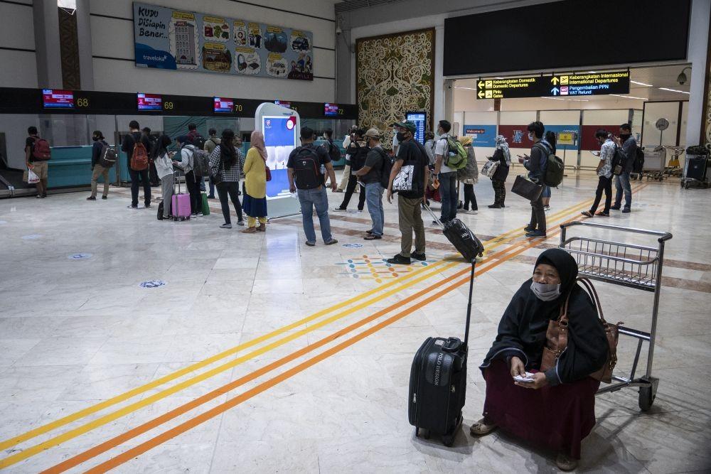 PSBB Diperketat, Catat 5 Aturan Baru Penumpang di Bandara Soetta