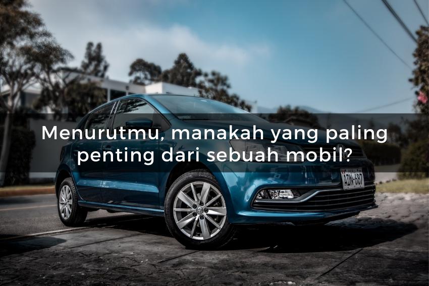 [QUIZ] Jenis Mobil Apa yang Cocok Untukmu? Cari Tahu dengan Kuis Ini