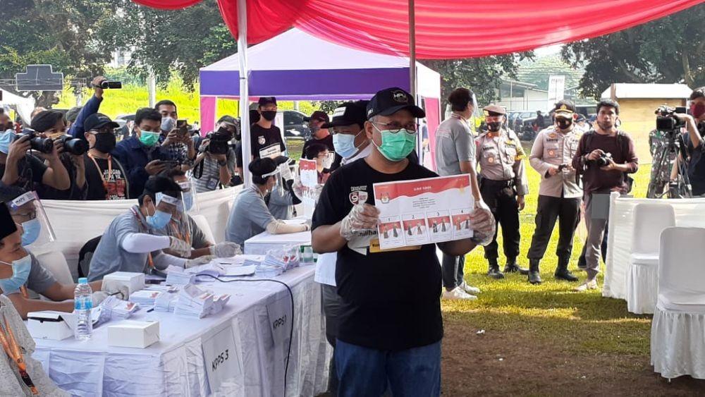 [LINIMASA] Pilkada Serentak 2020 di Tengah Pandemik COVID-19