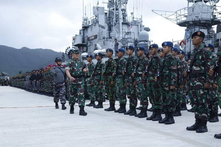 Jokowi Teken PP Bela Negara, WNI Bisa Dilatih ala Militer?
