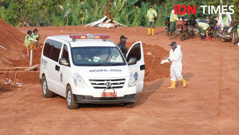 Tingkat Kematian COVID-19 di Banyumas 4,8 Lampaui Jateng dan Indonesia