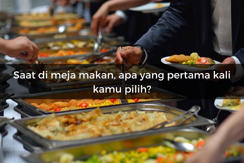 [QUIZ] Kami Bisa Ungkap Cara Makan Berdasarkan Karaktermu Lho