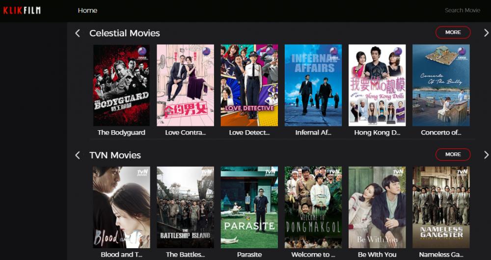 Gandeng 2 Perusahaan Film Hit, Kini Makin Puas Streaming di KlikFilm!