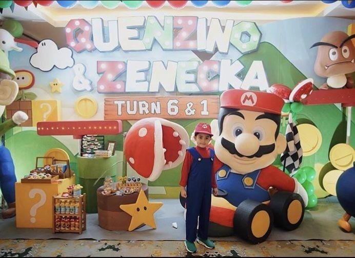 Usia 7 Tahun, 10 Transformasi Quenzino Putera Carissa Puteri dari Bayi