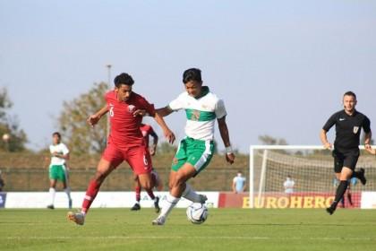 Timnas U-19 Imbangi Qatar 1-1, Shin Tae-yong Permainan Kita Membaik