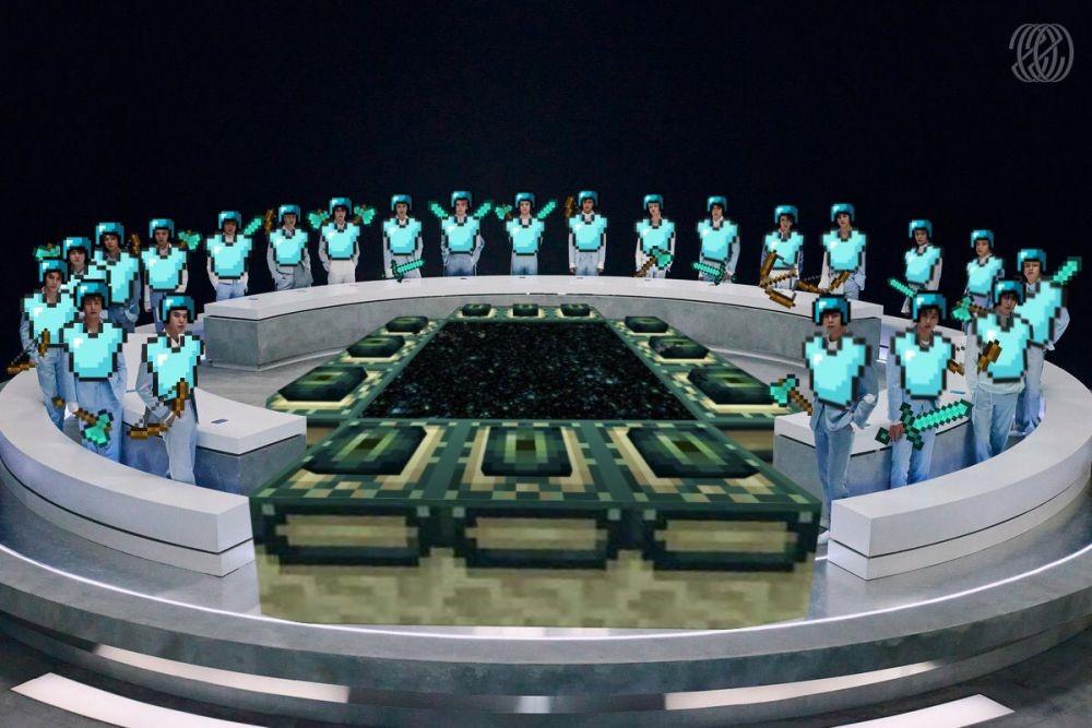 Kenalkan 23 Member, 13 Meme Kocak Poster NCT 2020 Bikin Susah Milih!