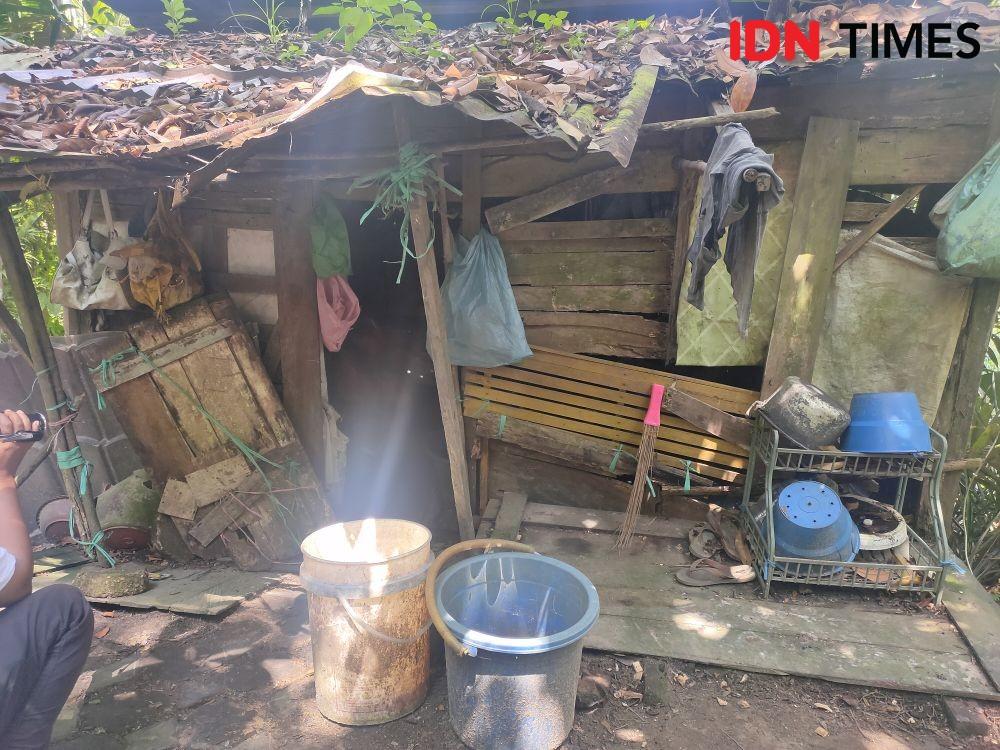 Kisah Pilu Keluarga di Samarinda, 17 Tahun Tidur di Kandang Ayam