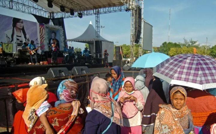 7 Fakta tentang Konser Dangdut Hajatan Wakil Ketua DPRD Tegal