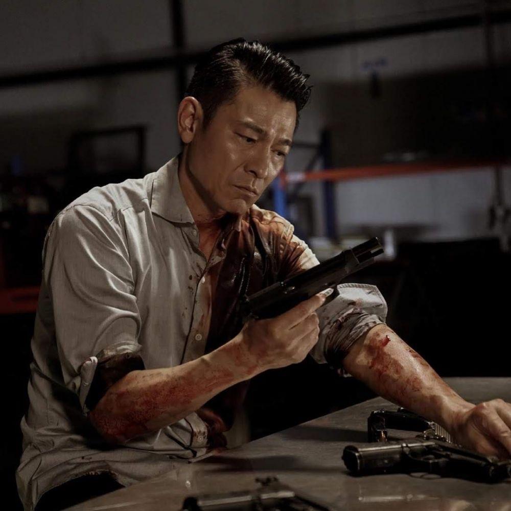 Menolak Tua Meski Berusia 59 Tahun, 10 Potret Kece Aktor Andy Lau