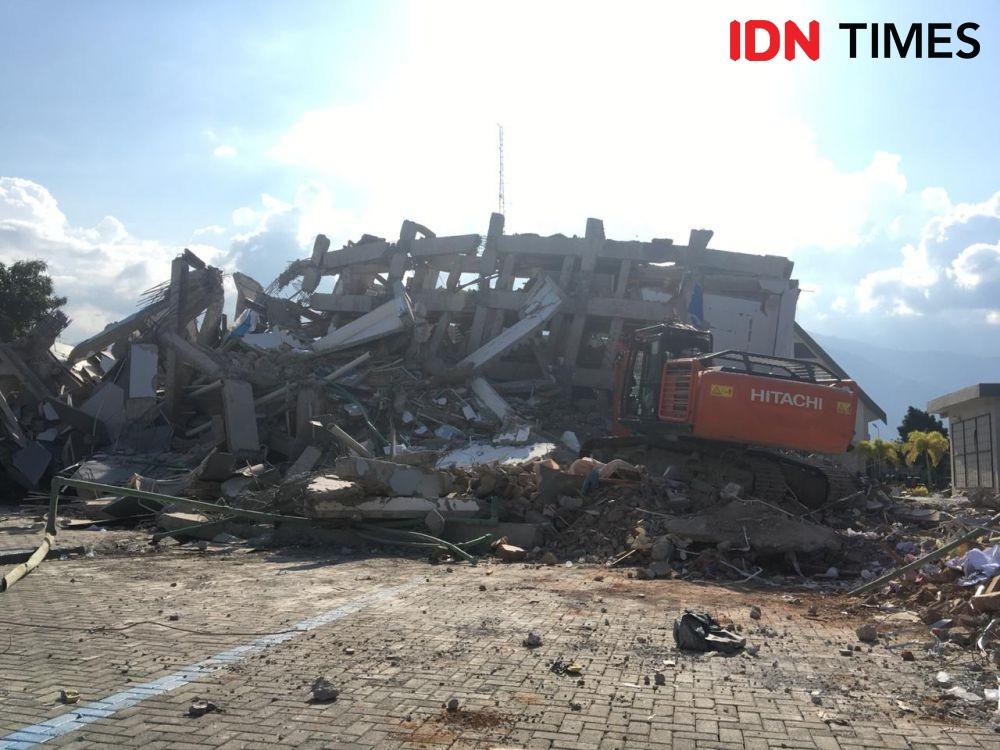 [FOTO] Mengenang 2 Tahun Gempa, Tsunami, dan Likuifaksi di Kota Palu