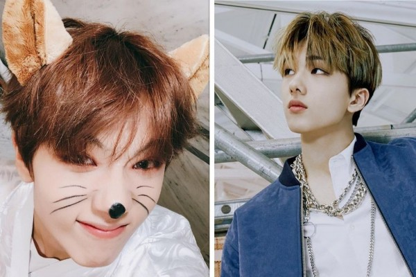 Imut Vs Cool, 10 Potret Duality Forever Maknae Jisung NCT