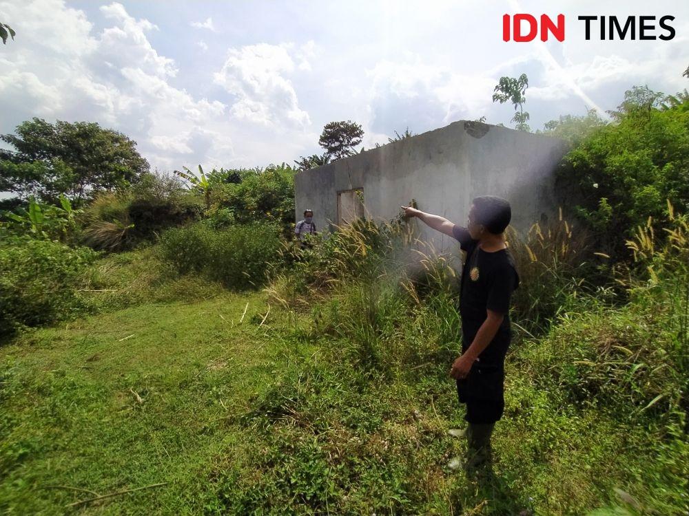 Sengkarut Tanah Desa Cikalong KBB, Pembeli Klaim dapat Restu Penggarap
