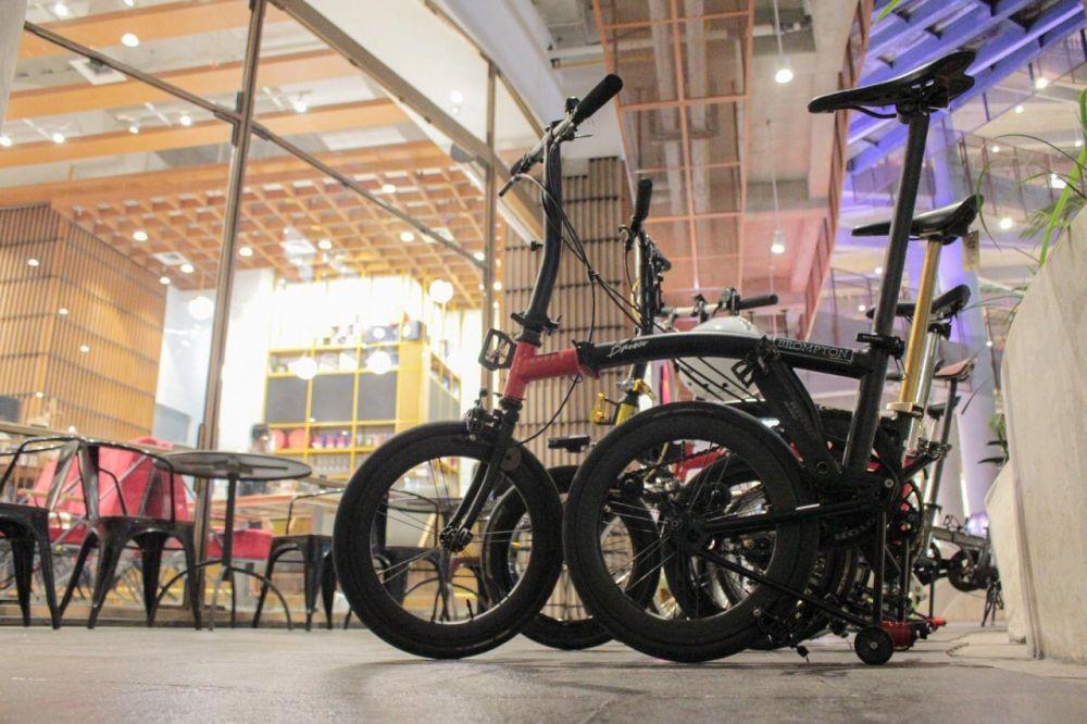 Gak Perlu Panas-panasan, Goweser Bisa Sepedaan dalam Mall di Makassar