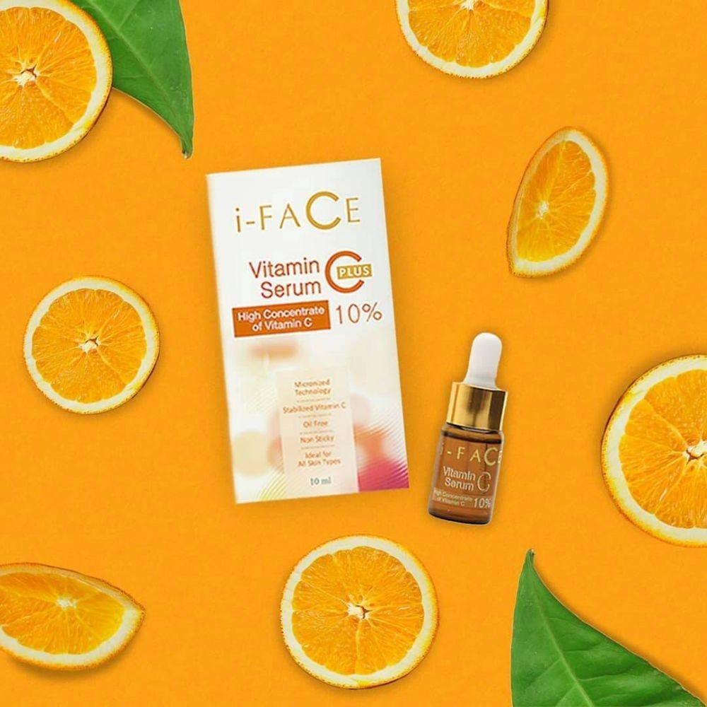 7 Rekomendasi Serum Vitamin C, Tumpas Jerawat hingga Mencerahkan Wajah
