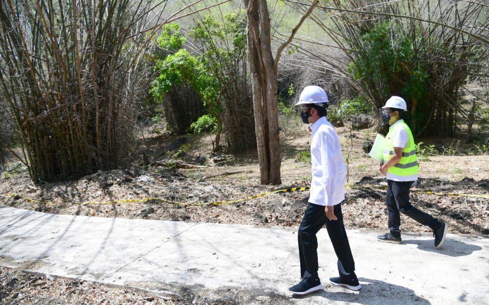 Jokowi: Labuan Bajo akan Jadi Kawasan Wisata Premium