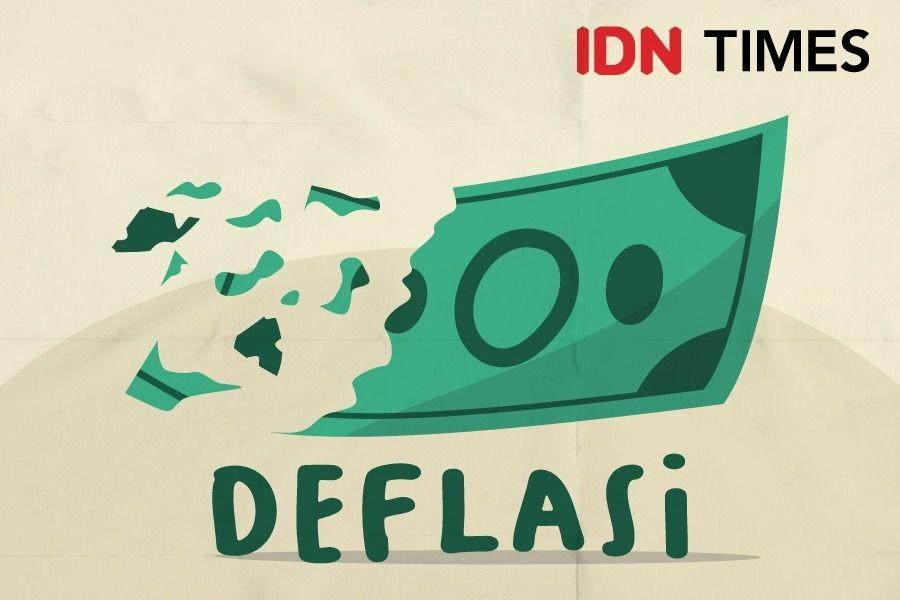 Mengenal Istilah Inflasi dan Deflasi, Mengapa Bisa Terjadi?