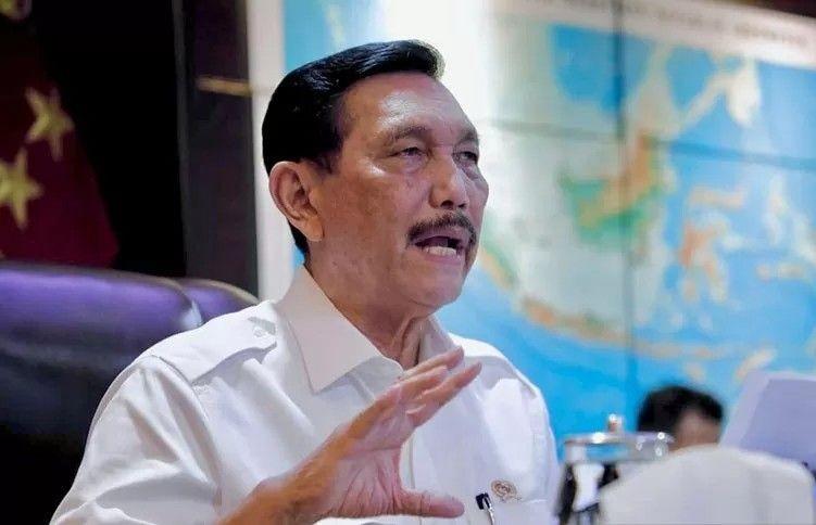 Luhut Andalan Jokowi! Pernah Jabat 3 Posisi Menteri Ini
