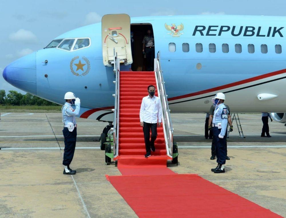 Pesawat Kepresidenan Bakal Dicat Ulang, Biayanya Capai Rp2 Miliar