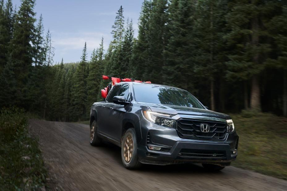 Honda Hadirkan Ridgeline Terbaru, Setangguh SUV Senyaman Sedan