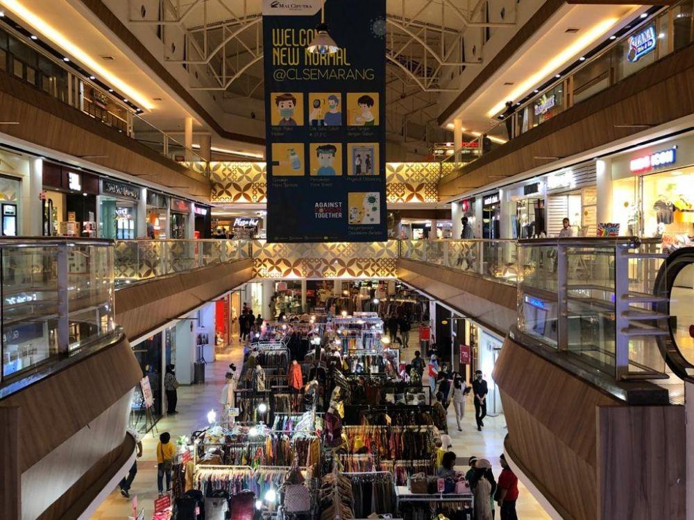 Wali Kota Tangerang Jatuhkan Sanksi untuk TangCity Mall