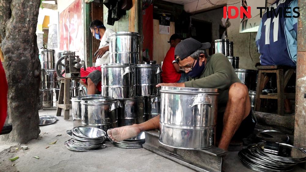 Unik Banget, 7 Nama Perlengkapan Dapur dalam Bahasa Bali