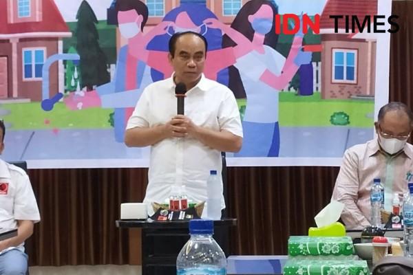 Relawan Projo Tunggu Komando Jokowi Meski Jo-Man Dukung Ganjar