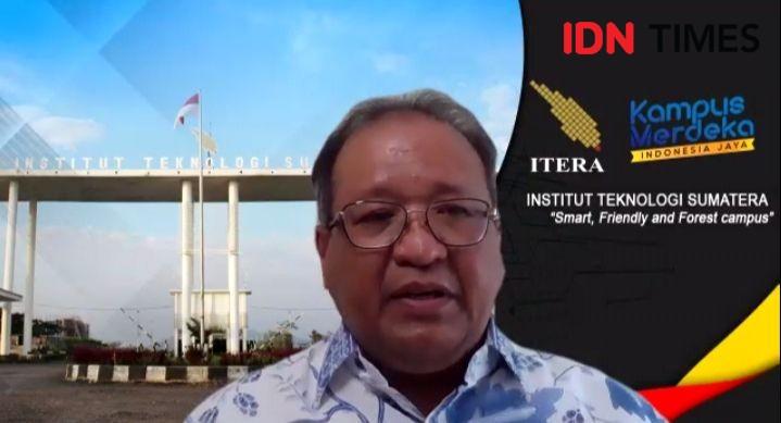 Dua Rektor PTN Lampung Tercatat Positif COVID-19