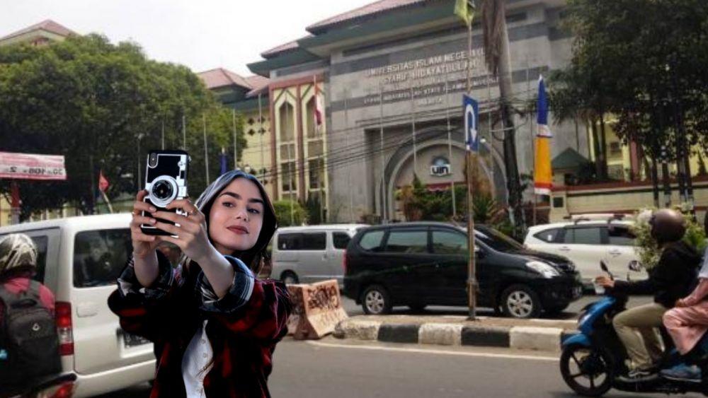 12 Meme Kocak Emily in Paris, Jajan Odading dan Piknik di Indonesia!