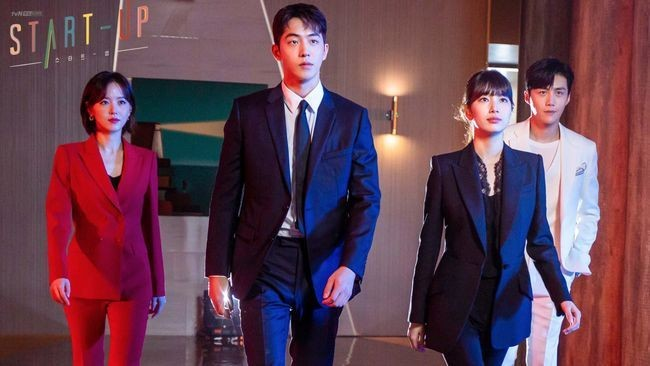 Rajai Rating, 10 Adu Keseruan Drama Korea Start-Up dan Search