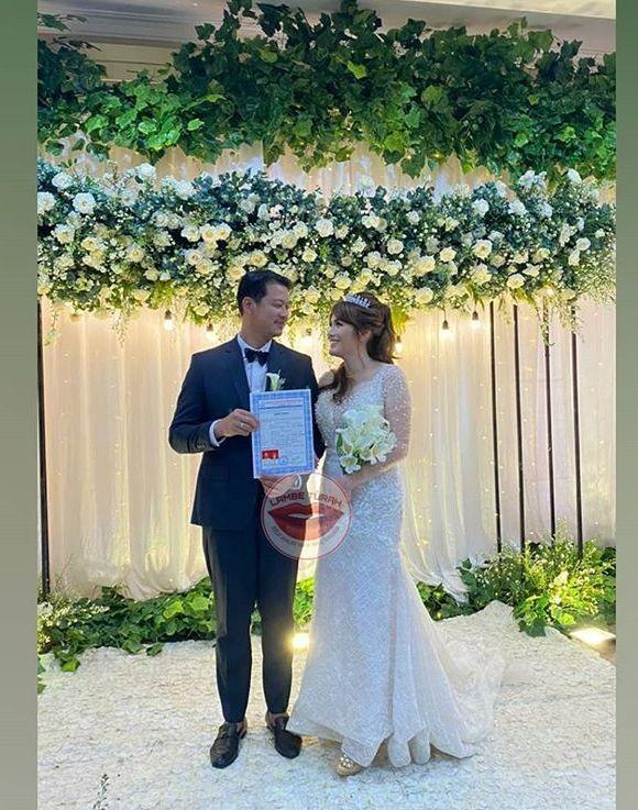 10 Potret Bahagia Pernikahan sang Barbie Jowo Angela Lee dan Alexander