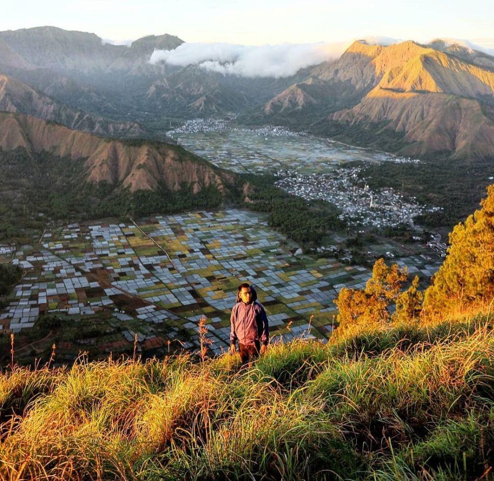 10 Wisata Ladang Sawah Paling Cantik di Indonesia, Pernah ke Sini?