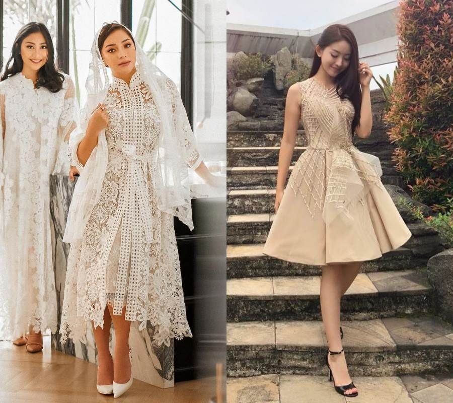 10 Adu Gaya Nikita Willy Vs Natasha Wilona, Ratu Sinetron Stylish!