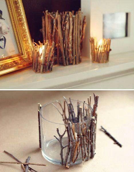 9 Ide DIY Dekorasi Bernuansa Rustic, Estetis Banget!