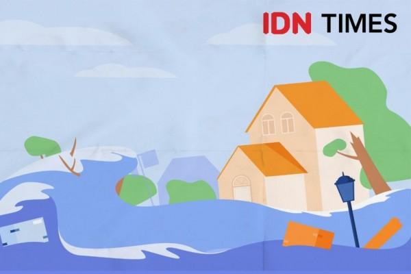 BMKG Keluarkan Status Waspada Potensi Banjir di 16 Provinsi