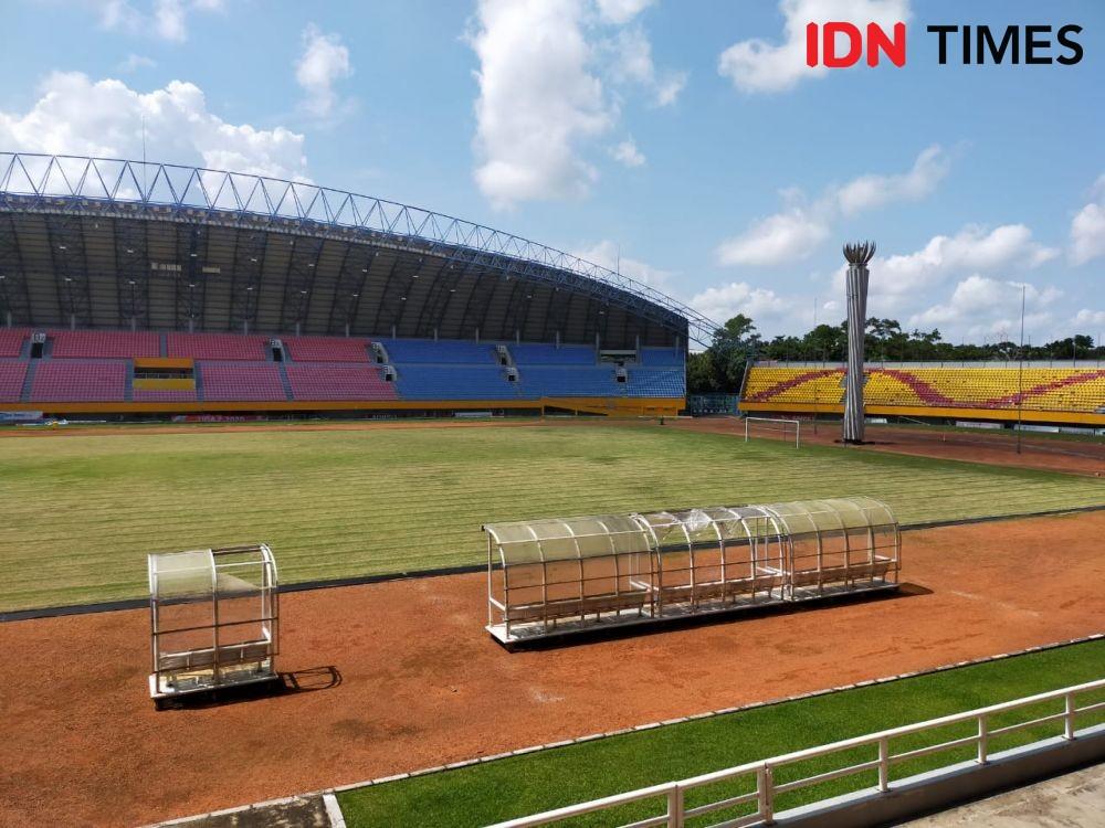 Gelora Sriwijaya Disebut Jadi Stadion Terbaik Jelang Piala Dunia U20