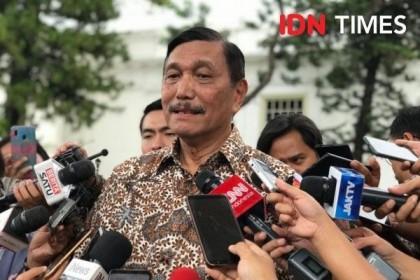 Luhut Andalan Jokowi Pernah Jabat 3 Posisi Menteri Ini