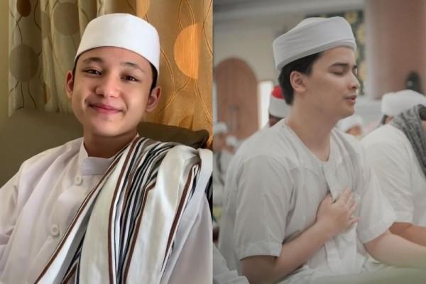 Saleh Saleha, 11 Seleb Muda Ini Rajin Share Syiar Agama di Medsos