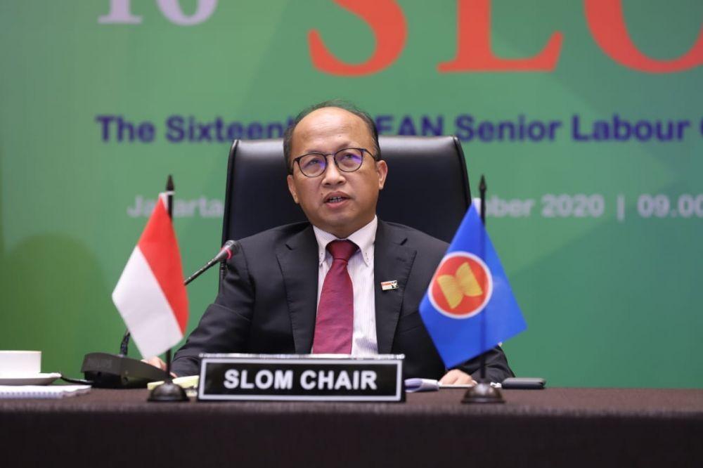 Kemnaker: Kerja Sama Ketenagakerjaan ASEAN Harus Lebih Dipererat
