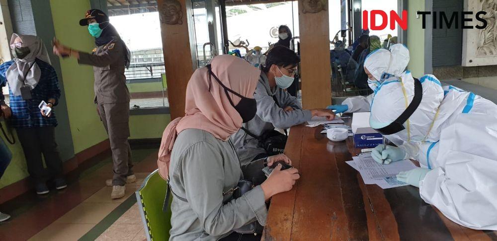 Wisatawan Lembang Ditemukan Reaktif, Dinkes Langsung Lakukan Swab