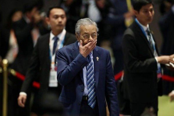 Mantan PM Mahathir: Umat Muslim Punya Hak Marah Terhadap Prancis