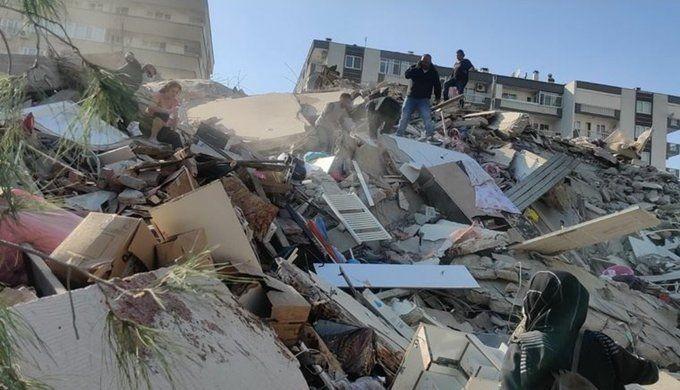 Kemlu: Belum Ada Korban WNI dalam Gempa Magnitudo 7 di Turki