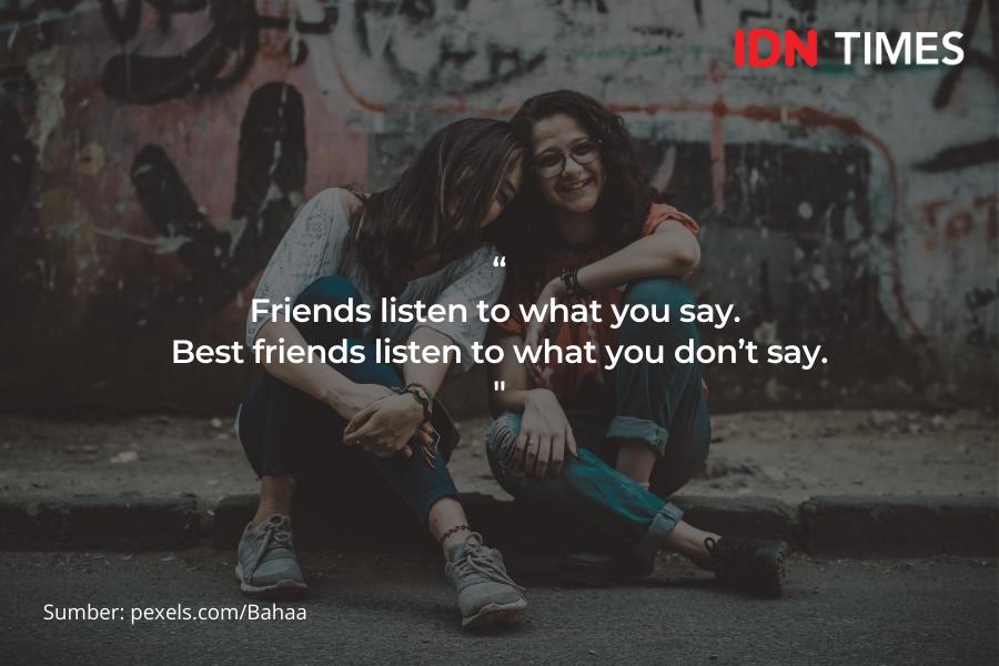 10 Caption Instagram tentang Sahabat, Singkat tapi Penuh Makna!