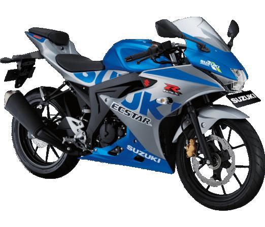 Suzuki Berikan Livery MotoGP pada GSX-R150